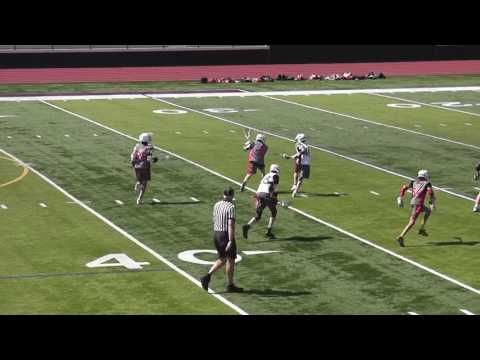 Redwood City Firehawks (14U-B Orange) vs Firehawks (14U-B Black) on 5/7/2017