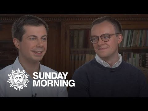 Extended interview: Presidential candidate Pete Buttigieg and husband Chasten