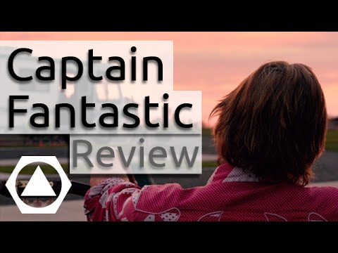 Captain Fantastic (2016) - Review & Kritik