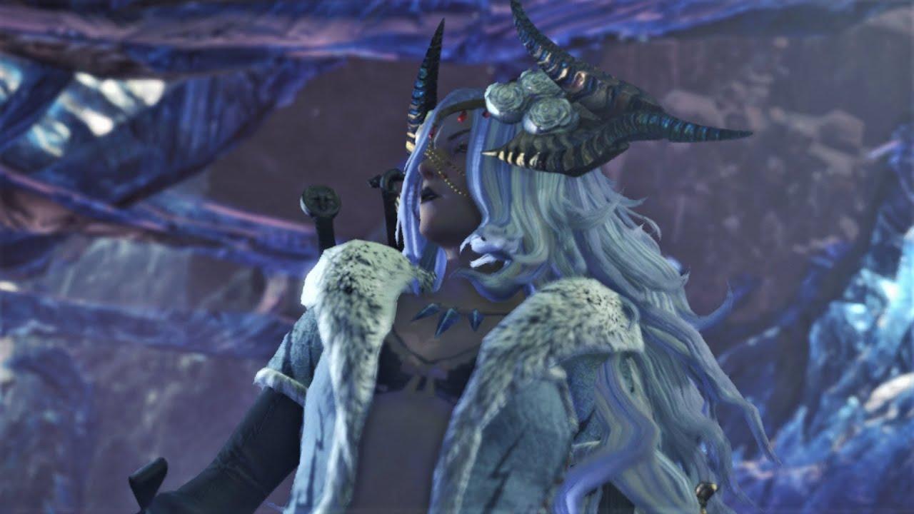 monster hunter world iceborne frostfang barioth quest