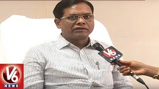 DOST Convenor Prof. Limbadri Face To Face | Degree Online Admissions | V6 News