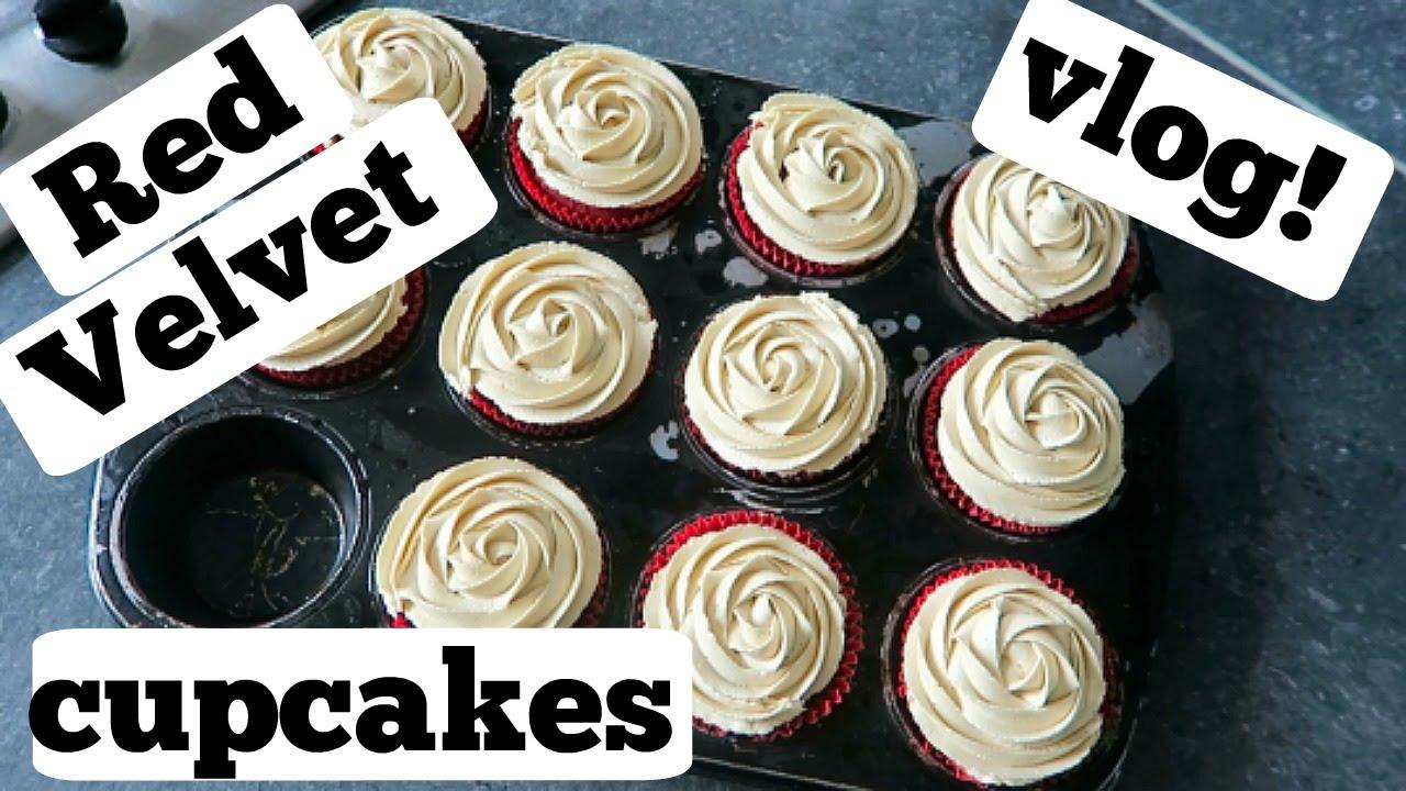 tips for making red velvet cupcakes