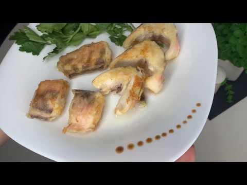 Самое простое приготовление рыбы кинг клип (креветочная)