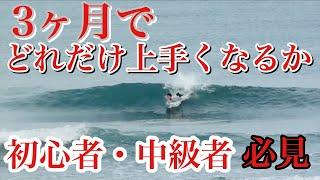 サーフィンは難しいという考えがサーフィンをより一層難しくしてしまっています。まずサーフィンは簡単なんだと考えましょう。今自分のレベ...