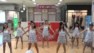 仙台のご当地アイドルユニット・みちのく仙台ORI☆姫隊LIVE 日時:2012年...