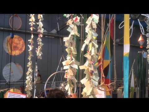 Atelier des enfants centre Georges Pompidou Beaubourg Paris en mouvement