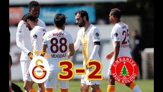 Özet | Galatasaray 3-2 Ümraniyespor | Hazırlık Maçı