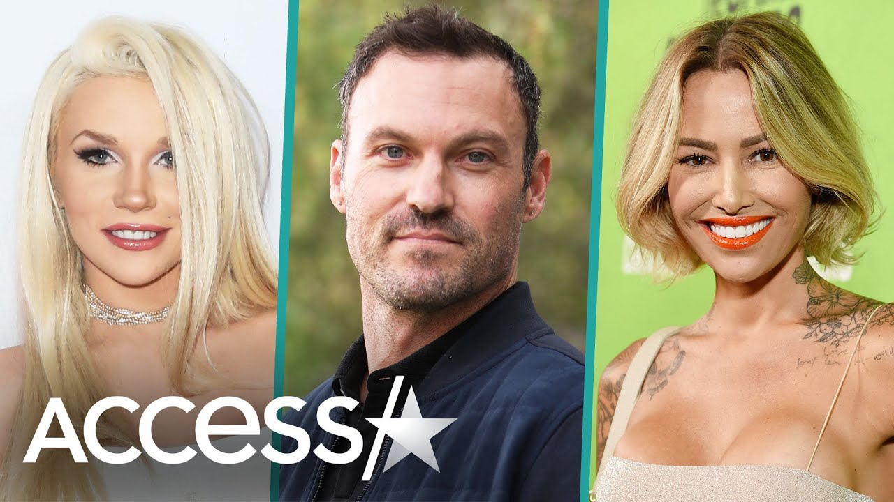 Brian Austin Green Spends Time With Courtney Stodden, Tina Louise