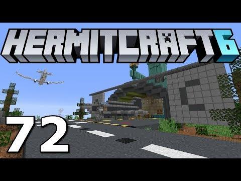 Minecraft Hermitcraft Season 6 Ep.72- Grian Heads and Top Gunpowder Shop!