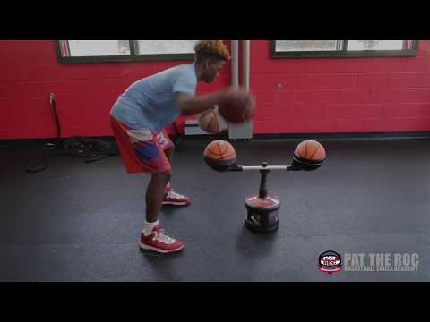 Zion Harmon Workout with NBA trainer Pat The Roc!