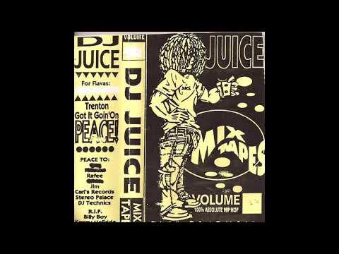 DJ JUICE -  100 OLD SKOOL BLENDS (1992 II 1998)