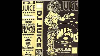 DJ JUICE -  100 OLD SKOOL BLENDS (1992 II 1998)