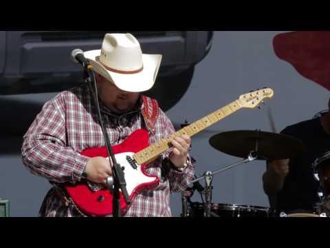 Opus D' Funk - Johnny Hiland At The 2016 Dallas International Guitar Show