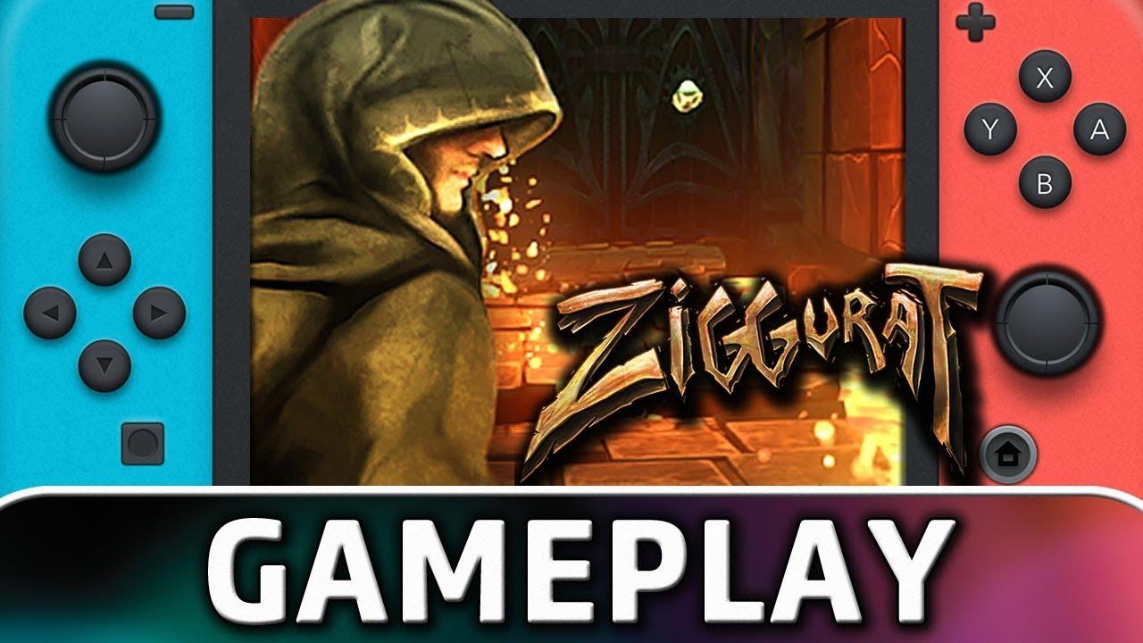 Ziggurat | First 15 Minutes on Nintendo Switch