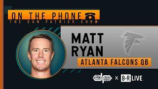 "Falcons QB Matt Ryan Talks Saints Win, ""McLovin"" Audible and More with Dan Patrick | Full Interview"
