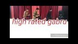 High rated gabru dance choreography by Rahul shakya