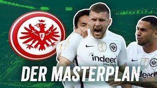 Nach Kovac, Wolf und Pokalsieg - So könnte Eintracht Frankfurt nächste Saison aussehen!