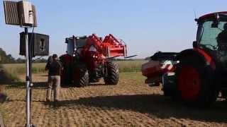 Kubota - precyzyjne rolnictwo