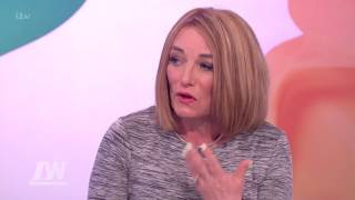 Kellie Maloney Nervously Joins The Loose Women | Loose Women