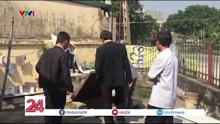 Bắc Giang: Phát hiện cây xăng kém chất lượng   VTV24