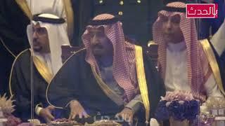 كامل الحفل | استقبال أهالي القصيم الملك سلمان وولي العهد الامير محمد بن سلىان