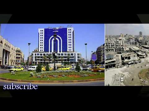Syria Before And After War 😭😭 Aleppo city