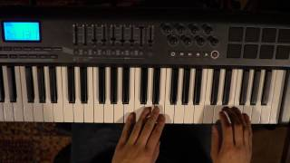 Gambar cover Hillsong Young & Free - When the Fight Calls (Keys Tutorial)