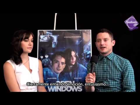 ESPECTACULAR con Sasha Grey, Elijah Wood y Nacho Vigalondo 'Open Windows'