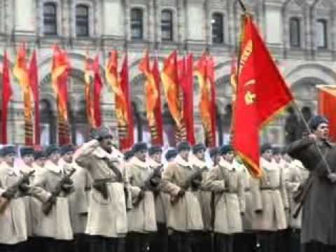 94th anniversary of the great october socialist revolution