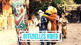 Hoppe Reiter - Westernpolonaise (offizielles Video)