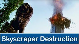 CASACL - Santiago Skyscraper Destruction (Destrucción Costanera Center)