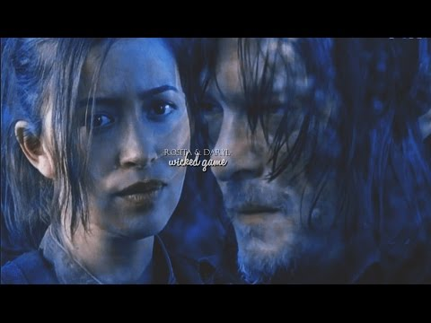daryl & rosita || wicked game