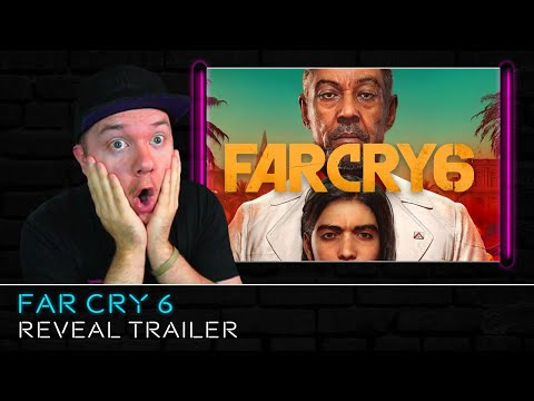 Reaction Far Cry 6 Official Cinematic World Premiere Trailer