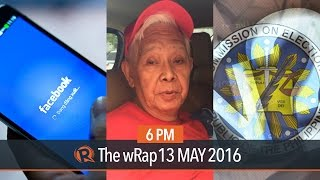 Code mismatch, Sixto Brillantes, Trending Topics | 6PM wRap