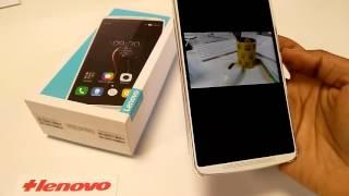 Lenovo A7010 K4 Note: Cámara con enfoque ultra-rapido, visionado 3D y Realidad Virtual