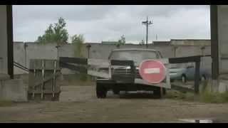 Дорожный патруль-5 (8 эпизод) car chase scene