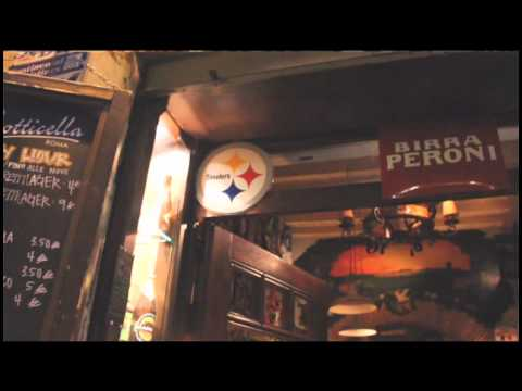 It's Not A Steelers Nation. It's A Steelers World; La Botticella Feature Story