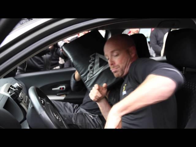 Krav Maga IKMF Italia: CAR RAGE SEMINAR