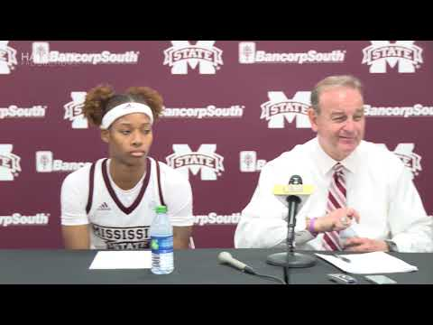 Mississippi State Women's Basketball Post-Game Press Confere