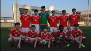 FAW Trust Video - Wales U15 Boys in Qatar
