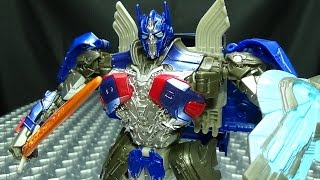 The Last Knight Voyager OPTIMUS PRIME: EmGo's Transformers Reviews N' Stuff