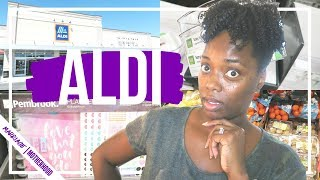 👀 ALDI sells THIS?  Who knew? Shop with me ALDI GROCERY HAUL