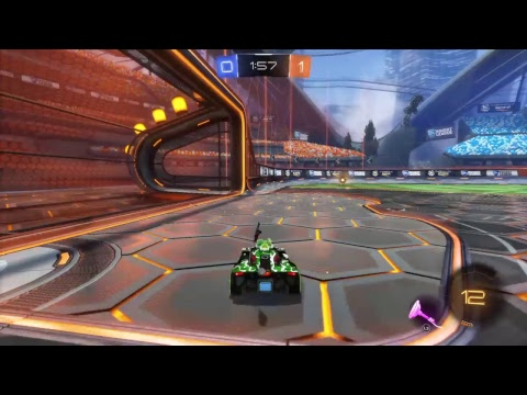 Asgard defence ROCKET LEAGUE