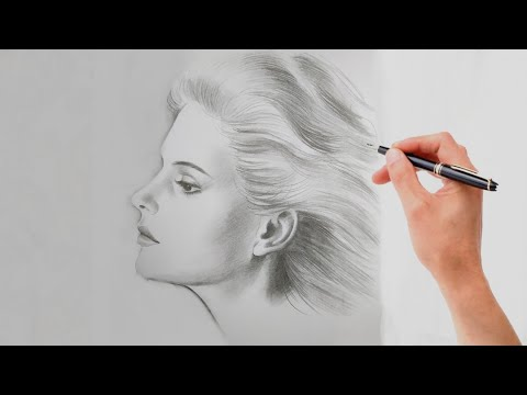 how-to-draw-a-cute-girl-face-for-beginners-!-easy-way-to-draw-a-pencil-sketch-!-women-drawing