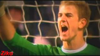 Joe Hart  It