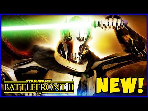 STAR WARS Battlefront 2 - New Characters, New Maps, I AM BACK! thumbnail