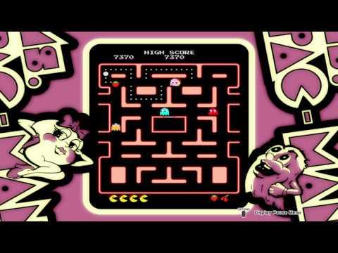 ARCADE GAME SERIES: Ms. PAC-MAN PlayStation 4
