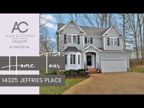 Presenting 14325 Jeffries Place Midlothian, VA 23114