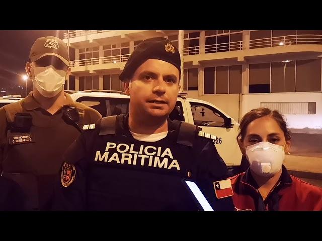 FISCALIZACIÓN TOQUE DE QUEDA