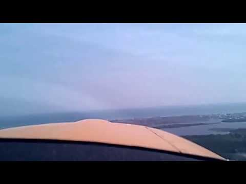Takeoff Holly Ridge/Topsail Island Airport April 16 2017